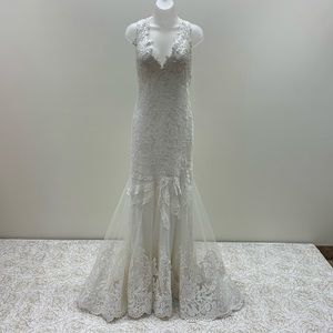 NWT Private Collection Designer Wedding Dress